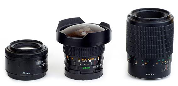 Wide-Angle Lenses Drawbacks